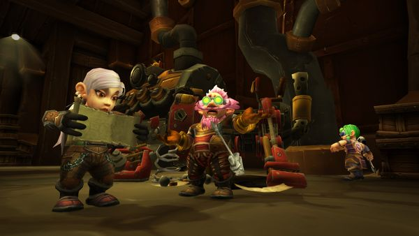 What things to do in Battle for Azeroth pre-patch?